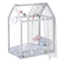 Casita cama madera martin - 48254929