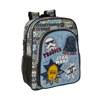 "Mochila junior adapt.carro star wars ""as - 79135414"