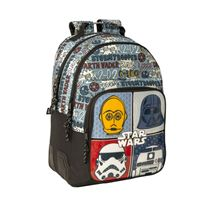"Mochila doble adapt.carro star wars ""ast - 79135415"