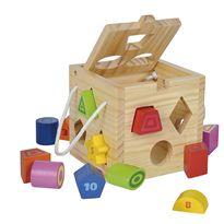 Cubo encajables 13 pzas - 33302092