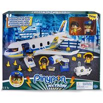 Pinypon action- emergencia en el avión - 13006976