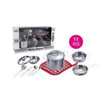 Accesorios cocina inoxidable 11 piezas - 87868573