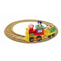 Tren choo choo con animales - 91755491