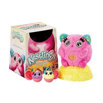 Nestlings rosa mascota interactiva - 14732240