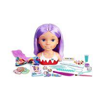 Nancy un día de secretos de belleza violeta - 13006963
