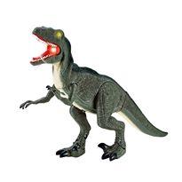Dinosaurio caminador con luz y sonido - 87858329(1)