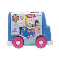 Camion helados 25 piezas - 92331613