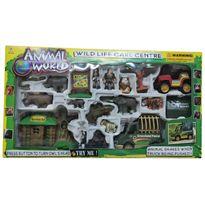 Set safari: casa, vehiculo y animales - 97216355