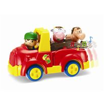 Camion granja con figuras - 92331226