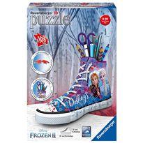 Zapatilla sneaker frozen 2 puzzle 3d - 26912121