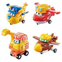 Superwings transformable a bots- pack de 4 - 05600918