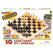 Set 10 juegos de madera - 95609439