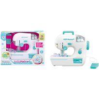 Maquina de coser con luz y 2 prendas - 87884950