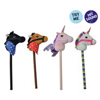 Palo cabeza de caballo o unicornio (precio unidad) - 92158082