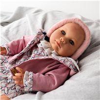 Reborn lissa con corazones rosas 48cm - 58778087