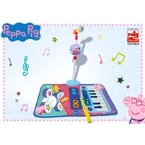 Alfombra bateria y piano peppa pig - 31002348