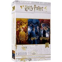 Puzzle 1000 ron harry y hermione harry potter - 33123239