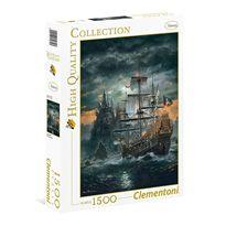 Puzzle 1500 barco pirata - 06631682