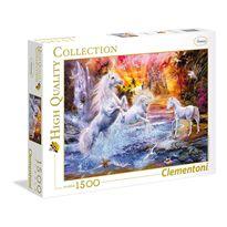 Puzzle 1500 unicornios - 06631805