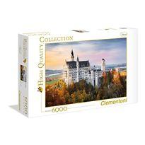 Puzzle 6000 neuschwanstein