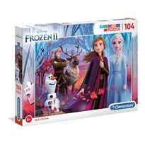 Puzzle 104 frozen - 06627274