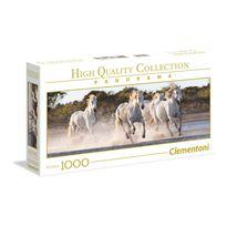 Puzzle 1000 caballos a la carrera