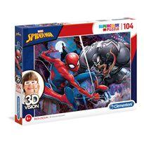 Puzzle 104 spiderman - 06620148
