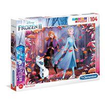 Puzzle 104 frozen 2 - 06620161