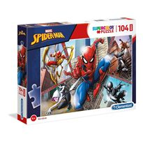 Puzzle 104 spiderman - 06623734
