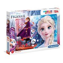 Puzzle 104 frozen 2 - 06620164