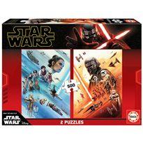 Puzzle 2 x 500 star wars - 04018361