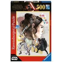 Puzzle 500 star wars ix - 26914816