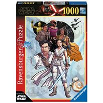 Puzzle 1000 star wars 9 - 26914991