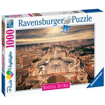 Puzzle 1000 roma - 26914082