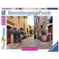 Puzzle 1000 mediterranean france - 26914975