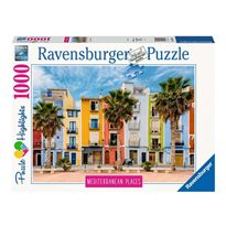 Puzzle 1000 mediterranean spain - 26914977