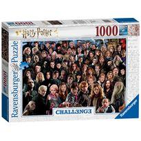 Puzzle 1000 challenge puzzle harry potter