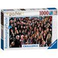 Puzzle 1000 challenge puzzle harry potter - 26914988