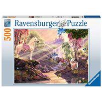 Puzzle 500 la magia del río