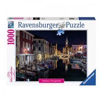 Puzzle 1000 canales de venecia