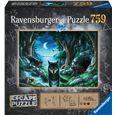 Puzzle 759 escape puzzle la manada de lobos