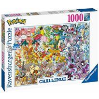 Puzzle 1000 challenge puzzle pokemon