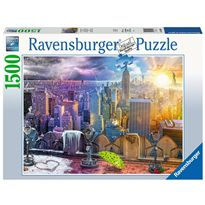Puzzle 1500 le stagioni di new york