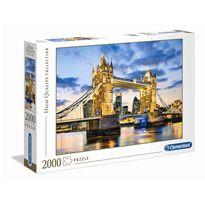 Puzzle 2000 tower bridge at dusk - 06632563