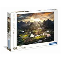 Puzzle 2000 view of china - 06632564