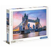Puzzle 1500 tower bridge sunset - 06631816