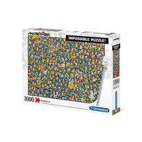 Puzzle 1000 piezas impossible mordillo - 06639550