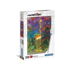 Puzzle 500 mordillo the lover