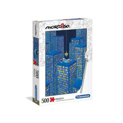 Puzzle 500 mordillo the dinner - 06635077