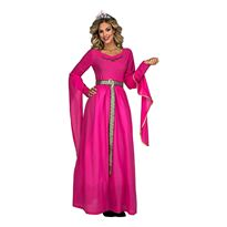 Princesa medieval rosa - 55225188